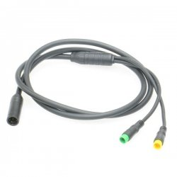 Main cable for central drives with waterproof cabling (2 output)