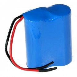 LFP26650 Rechargeable battery: 3.2V 6Ah (LiFePO4)
