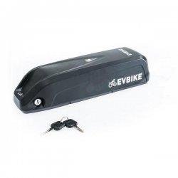 Baterie pro elektrokolo EVBIKE 36V 13Ah do rámu