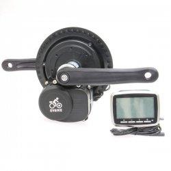 Mid-Drive eBike set 250W, 36V (LCD display, torque sensor)