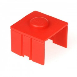 Terminal Cover for Cells - Size 1 - Red