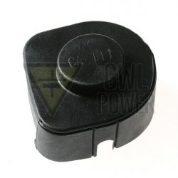 Terminal connector cover size 3 - black