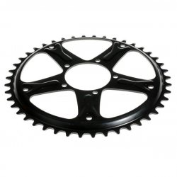 Chainwheel for central ebike motor (44T)