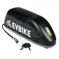 Battery EVBIKE, to frame (36V, 13Ah) SANYO cells