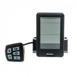 LCD Display C10 for EVBIKE central power 36/48V - USB
