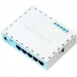 RB750Gr3 hEX 256 MB RAM, Dual-Core 880 MHz, USB, 5x Gigabit LAN, USB, slot microSD, lic. L4