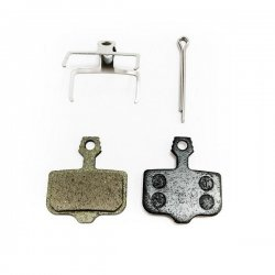 Spare brake pads hydraulic brakes for central motor - EVBIKE