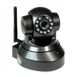 Indoor IP camera, 1 Mpix, PnP, PT 270°/90°, H.264, Wi-Fi, IR