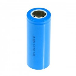 LFP26650 Rechargeable cell: 3.2V 3Ah (LiFePO4)