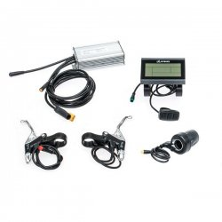 Complete conversion set for EVBIKE, controler and accessories, 36V/48V (22A)