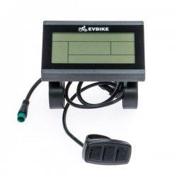 LCD Display for Hub-Drive