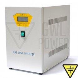 DC-AC Inverter 48V/230V, 3000W, sine wave, CE