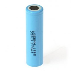 GB18650 Rechargeable Battery: 3.7V 3200 mAh (Li-ion, LG MH1)