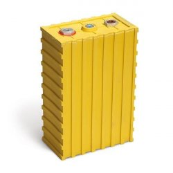 LiFePo4 100Ah lithium iron phosphate prismatic battery Winston yellow (3,2V/100Ah)