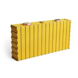 LiFePo4 130Ah lithium iron phosphate prismatic battery Winston yellow wide (3,2V/130Ah)