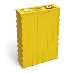 LiFePo4 160Ah lithium iron phosphate prismatic battery Winston yellow wide (3,2V/160Ah)
