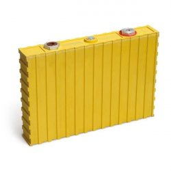 LiFePo4 200Ah lithium iron phosphate prismatic battery Winston yellow (3,3V/200Ah)