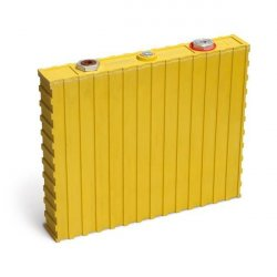 LiFePo4 260Ah lithium iron phosphate prismatic battery Winston yellow (3,2V/260Ah)