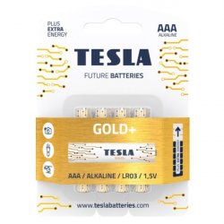 Battery 1.5V 1200 mAh (4 pcs) - LR03, AAA, Alkaline