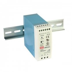 Power supply Mean Well MDR-60-12 for DIN rail - 60W 12V