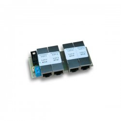 Relay board for LAN Controller - 4 x PoE reset