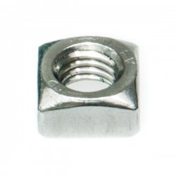 Square nut M8 for rail and panel holders, DIN557 A4