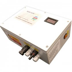 Solar MPPT inverter for heating coils DC-AC (230 VAC, 3kW)