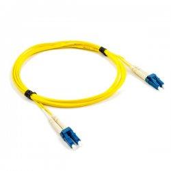 Optical patch cord LC-LC 1 m 9/125 single-mode fiber