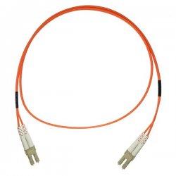 Optical patch cord LC-LC 1 m 50/125 multi-mode fiber