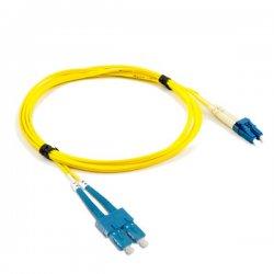 Optical patch cord LC-SC 2 m 9/125 single-mode fiber