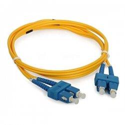 Optical patch cord SC-SC 1 m 9/125 single-mode fiber