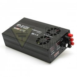 Charger 12V to 24V 50A - adjustable power supply CE