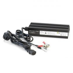 Charger 12V / 10A for LiFePO4 cells (4 cells, 1 battery)