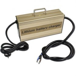 Charger 48V/30A for LiFePO4 / LiFeYPO4 (58.8V) + BMS con.
