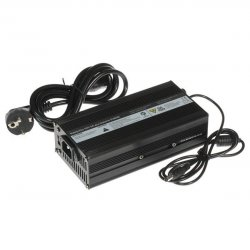 Fast charger 54,6V/5A for EVBIKE battery 48V (Li-ion)