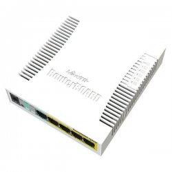 RB260GSP managed 5-port gigabit switch, SFP port, PoE