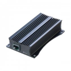 PoE Gigabit convertor 48 V/24 V, 802.3af/at