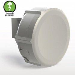 SXT Lite5, antenna 25°, 16 dBi,  MIMO 2x2, 27 dBm, 802.11a/n, L3 (5GHz)