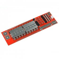 Simple Battery Management Board 4 cells (12V/60A)