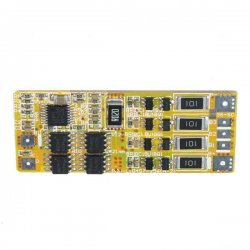 Simple Battery Management Board 4 Li-Ion cells (12V/5A)