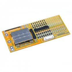 Simple Battery Management Board 8 cells (24V/10A)