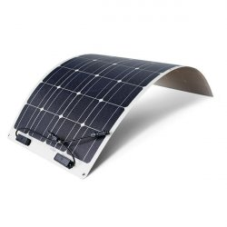 Solar panel GWL/Sunny Flexi 100 Wp by SUNMAN, Eyelet