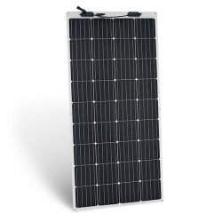 Solar panel GWL/Sunny Flexi 175 Wp by SUNMAN, Adhesive tape, Eyelet