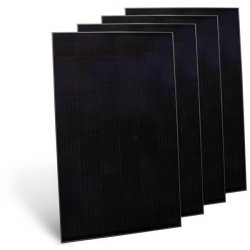Solar panel GWL/Sunny Mono 330Wp 60 cells, PERC (Full Black - Pack 4 pcs)