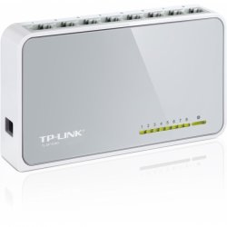 TL-SF1008D 8-port 10/100 mbps ethernet switch