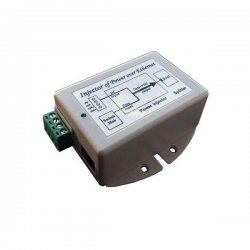 Tycon TP-DCDC-1224 DCDC inverter with  passive PoE, input 9-36VDC, output 24VDC, 19W