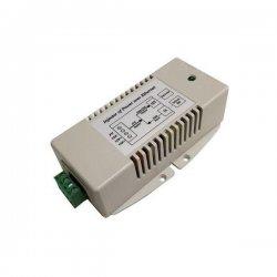 Tycon TP-DCDC-4848GD-HP DCDC měnič with 802.3af/at Gigabit PoE, input 36-72VDC, output 56VDC, 35W
