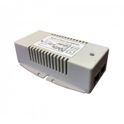 Tycon TP-POE-HP-48GD 802.3at/af Gigabit PoE power supply, surge protection, 35W