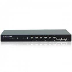 EdgeSwitch Fiber - 12x SFP, 4x Gbit LAN, 56W