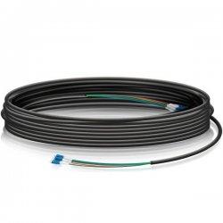 Single-Mode LC Fiber Cable - 100ft (30m)